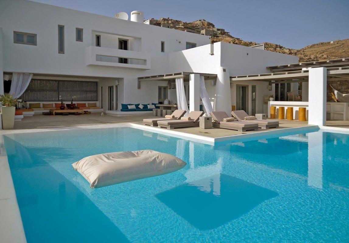 Mykonos Villas For Rent Mykonos Estates