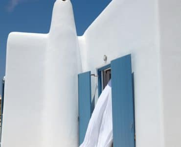 Mykonos Villa in the area of Fanari