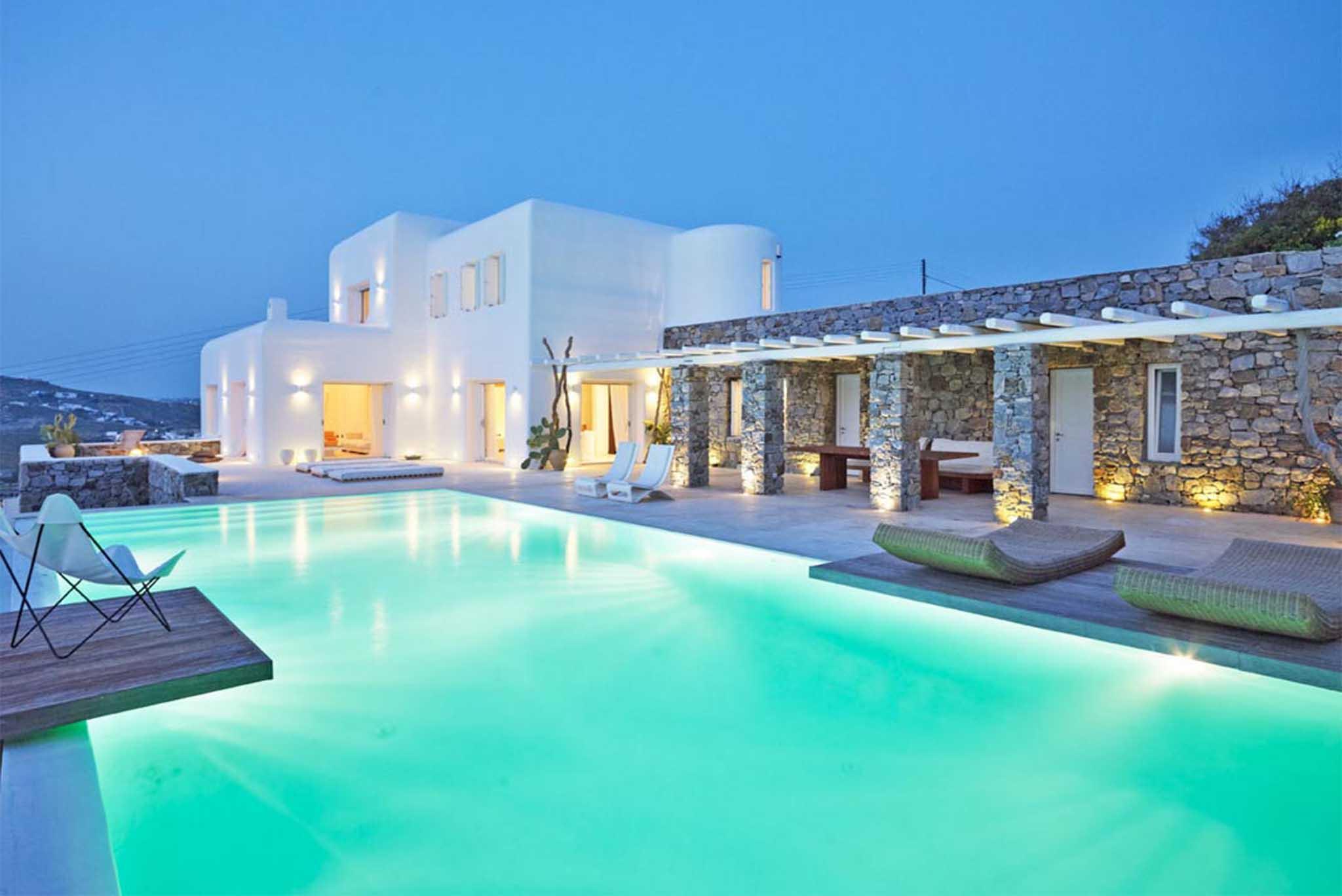 Mykonos Luxury Villa For Sale Me 13108