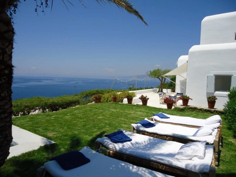 Luxury Greece Villas Ostria