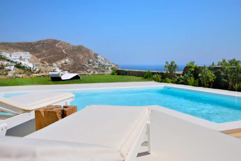 Best Island Beaches For Partying Mykonos St Barts: Mykonos VIlla Rentals