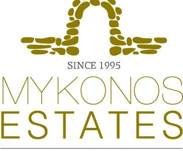 MyKonos Estates Logo