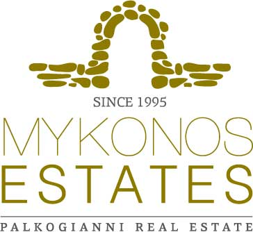 Mykonos Estate logo for the site