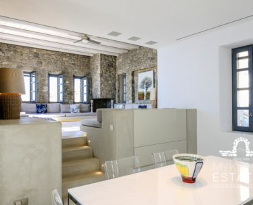 Interior photo of Mykonos Villa Morpheus