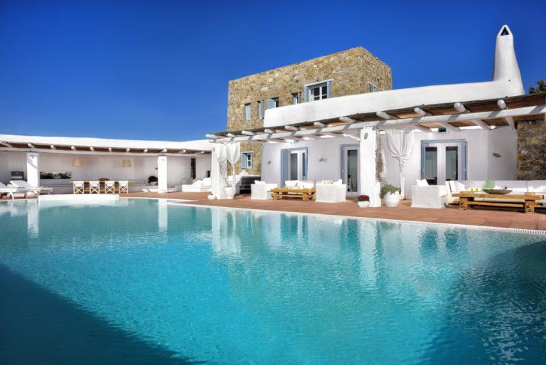 Best Island Beaches For Partying Mykonos St Barts: Luxury Villas In Mykonos To Rent
