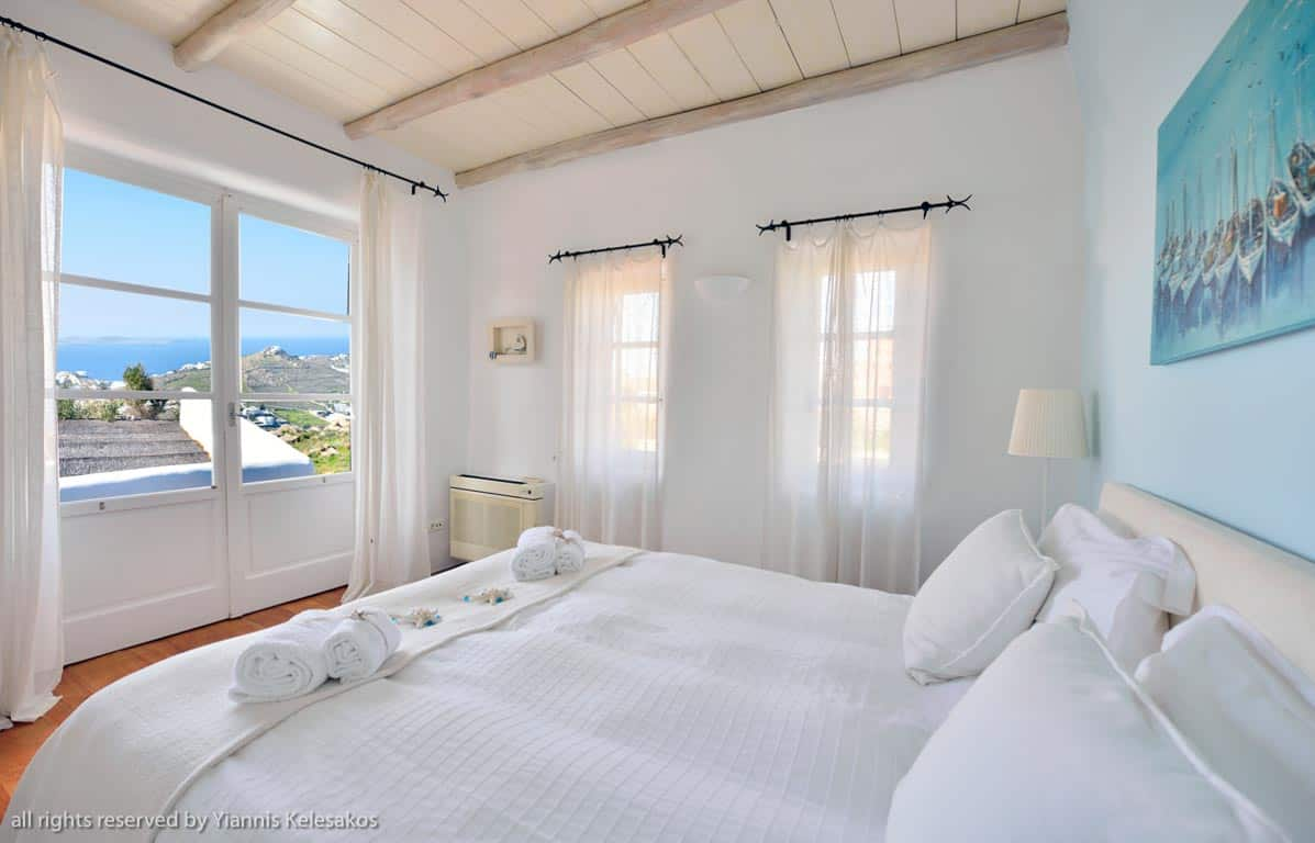 Agios Lazaros Mykonos villa for sale