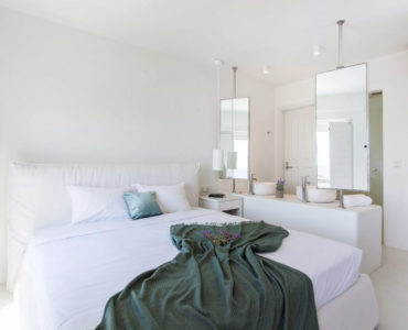photo of master suite at Casa Del Mar